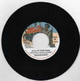 Capleton & Kabaka Pyramid - Hold Up Your Arms (State Of Emergency / Maximum Sound) 7""